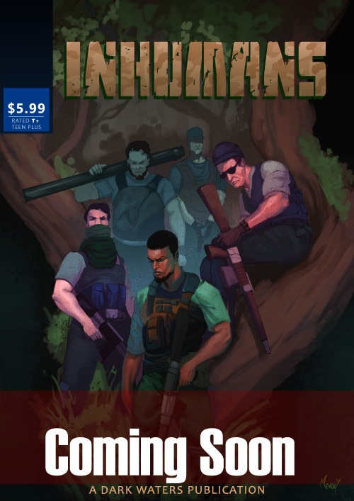Inhumans Cover Small