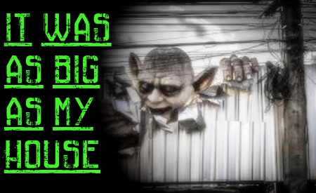 As Big As m house